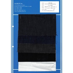 Upland Cotton 2/1 Light Weight Indigo