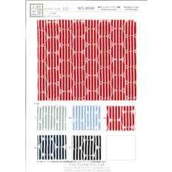綿60ローンシルクソフトプリント刺繍